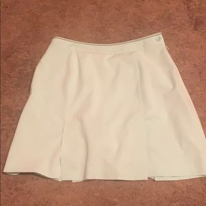 Mint Green EP pro golf skirt sz 6 pleated never wo